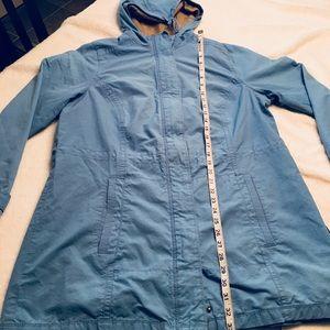 Eddie Bauer Trench Rain Coat